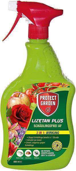 Protect Garden Schädlingsfrei Lizetan Plus AF 800 ml Blättläuse weiße Fliegen