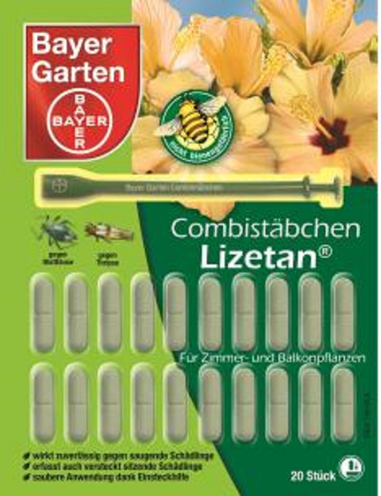 Bayer Lizetan Combistäbchen 20 Stück