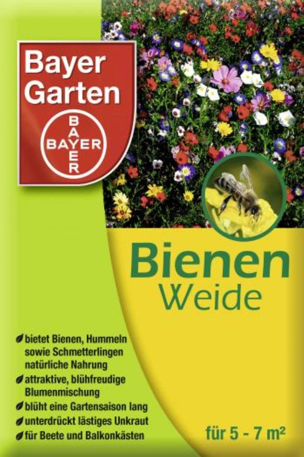 Bayer Bienenweide 50 g Samen Blumensamen