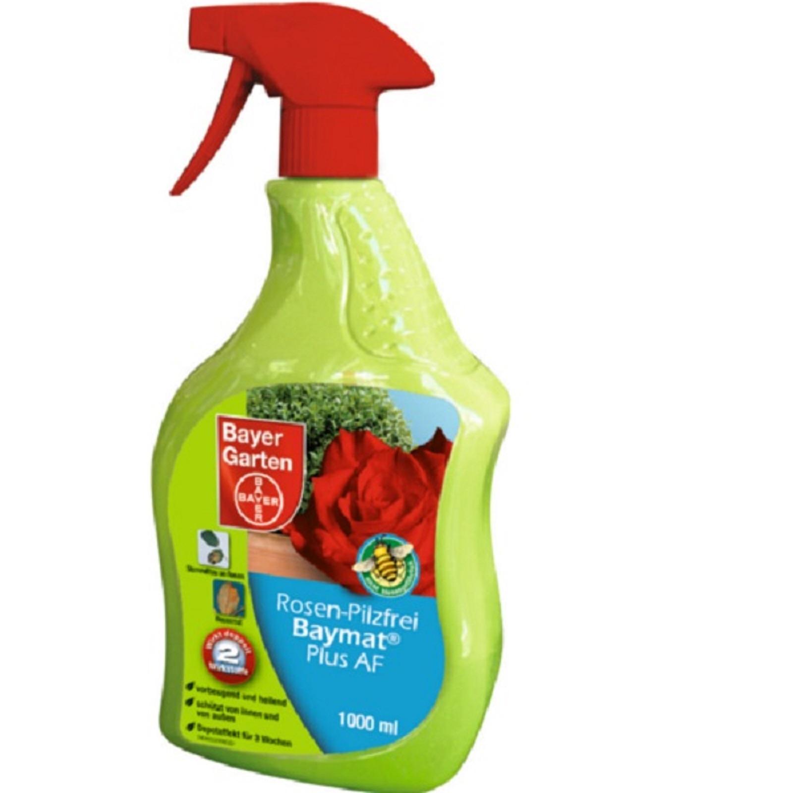 Bayer Rosen Pilzfrei Baymat Plus AF 1 Liter