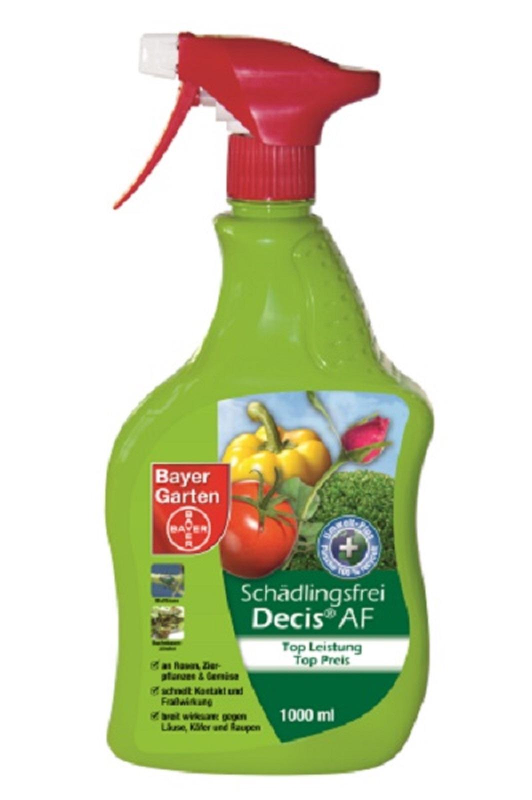 Bayer Schädlingsfrei Decis AF 1 Liter