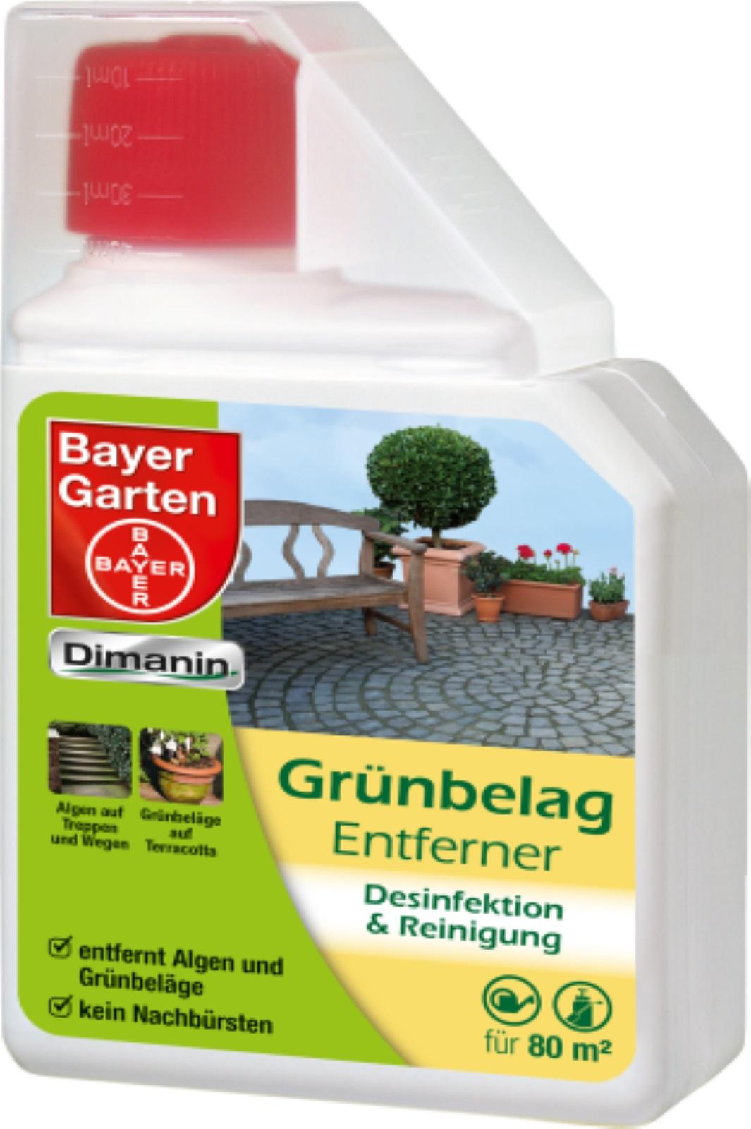 Bayer Grünbelag-Entferner 500 ml
