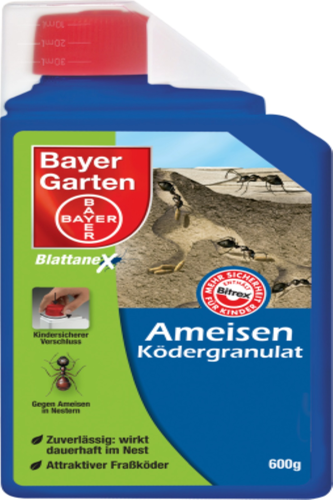 Bayer Ameisen Ködergranulat 600 g