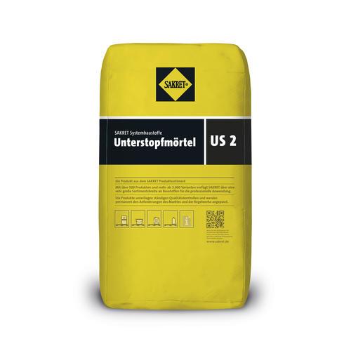 SAKRET Unterstopfmörtel US 2 25 kg