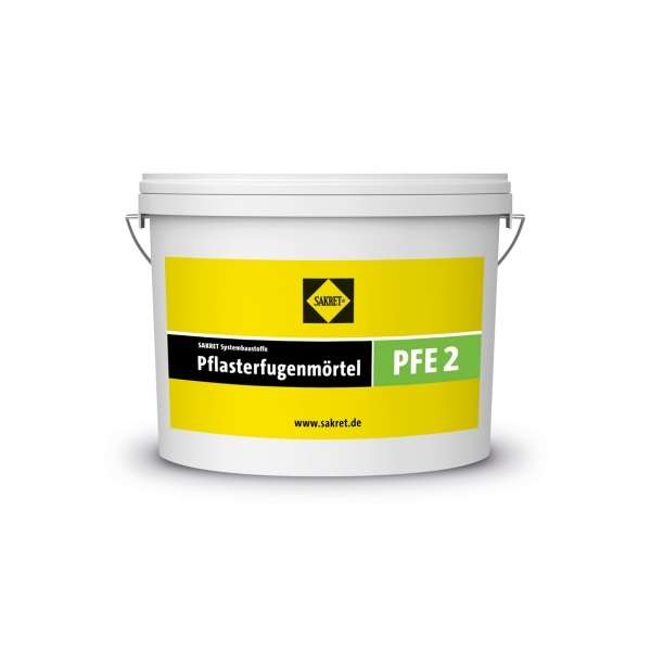 SAKRET Pflasterfugenmörtel PFE2  steingrau 25 kg