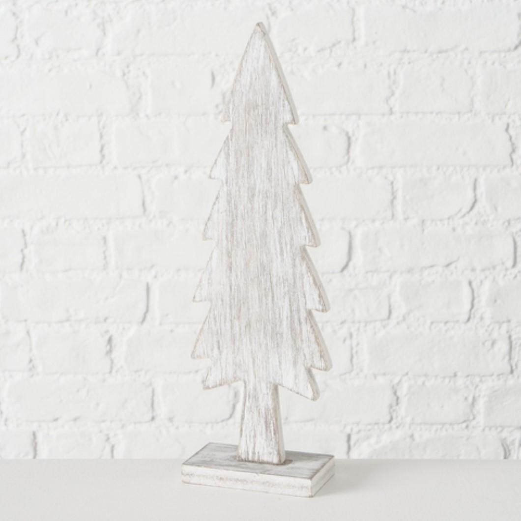 Baum Tannenbaum Holz Dekoaufsteller Weihnachten Höhe 30 cm