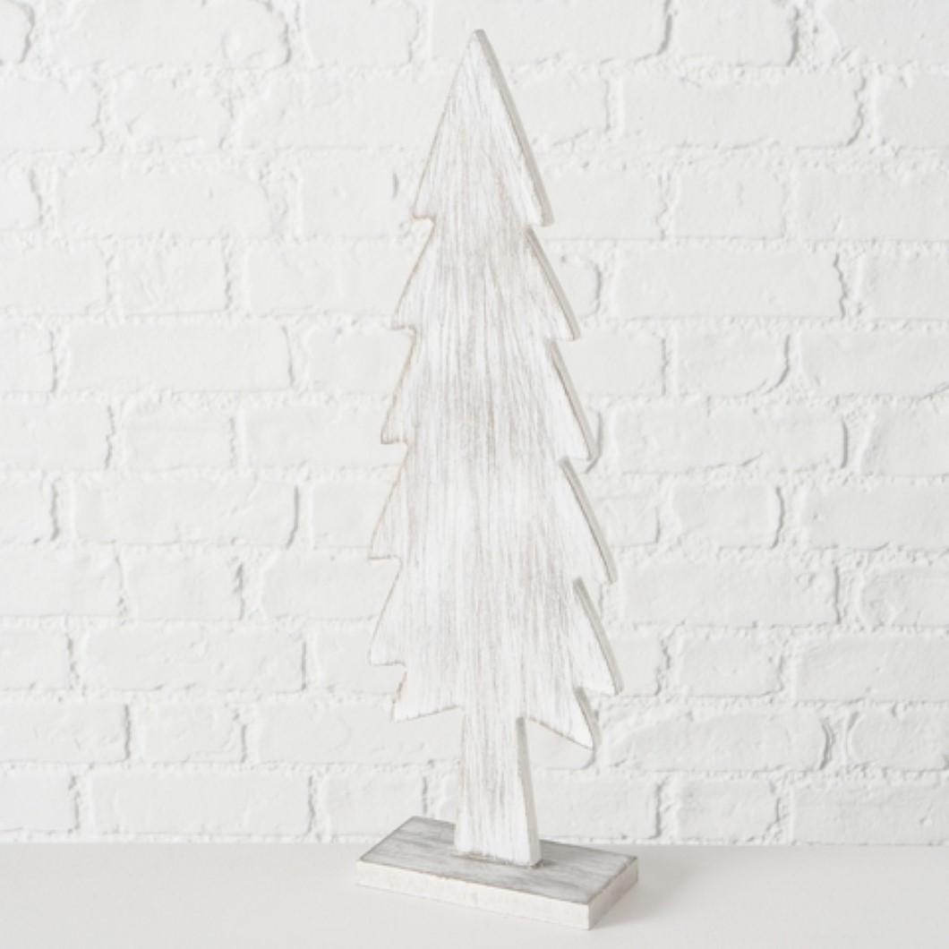 Baum Tannenbaum Holz Dekoaufsteller Weihnachten Höhe 40 cm