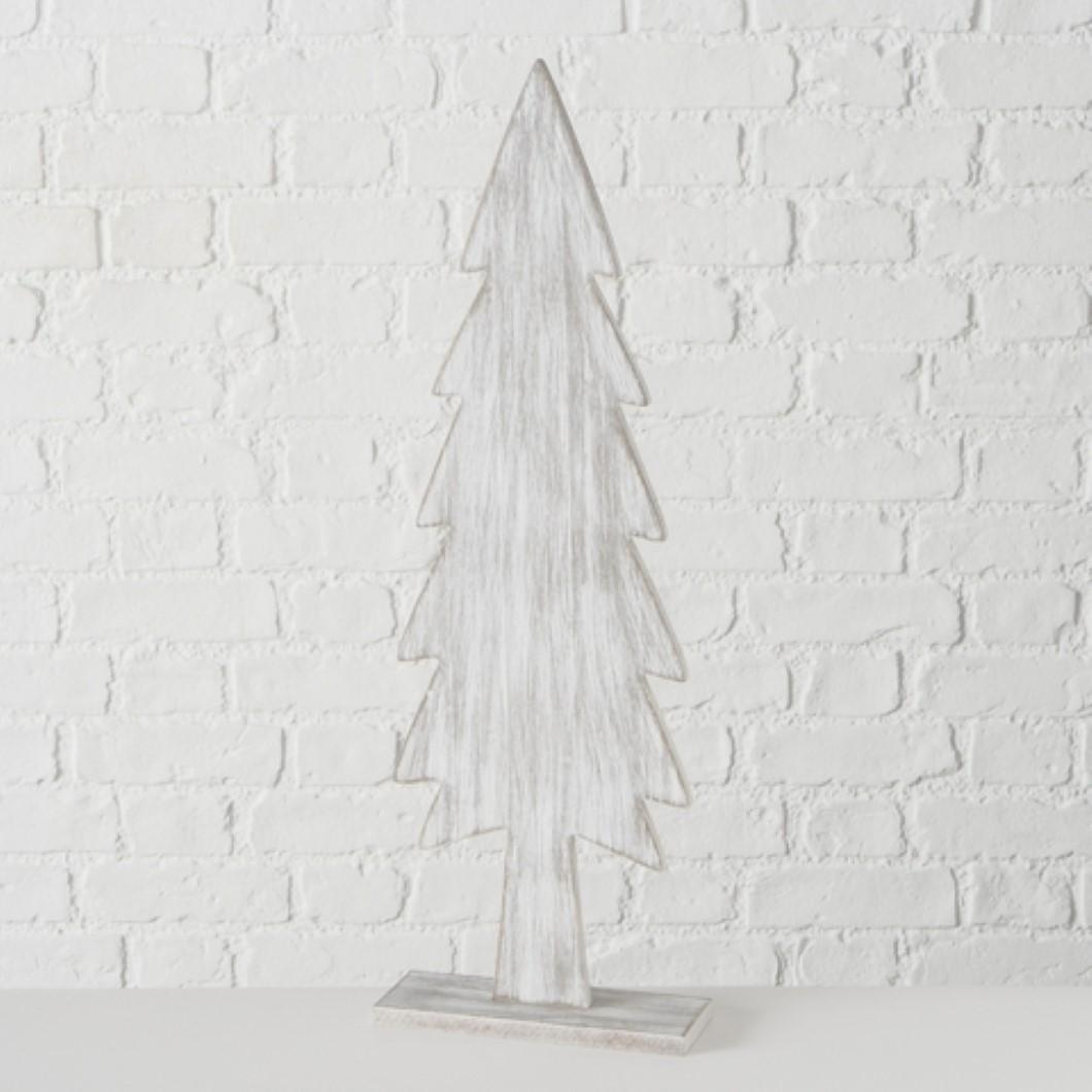 Baum Tannenbaum Holz Dekoaufsteller Weihnachten Höhe 60 cm