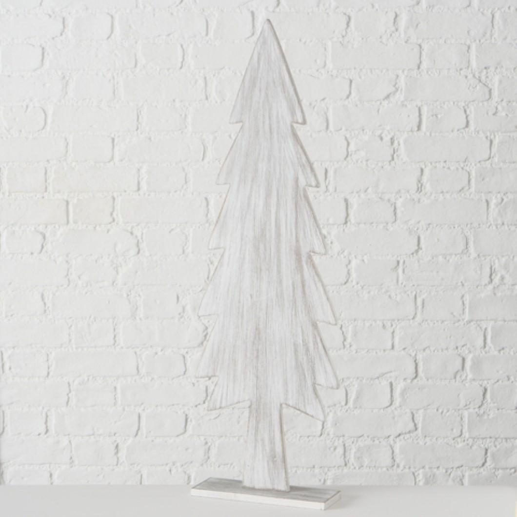 Baum Tannenbaum Holz Dekoaufsteller Weihnachten Höhe 80 cm