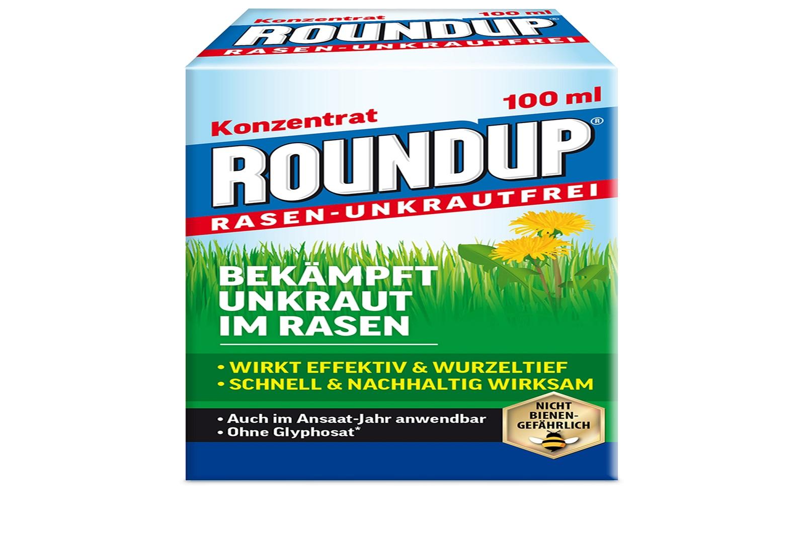 Roundup Rasen Unkrautfrei 500 ml