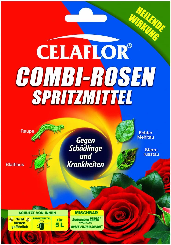 Celaflor Combi-Rosenspritzmittel 4x25 ml