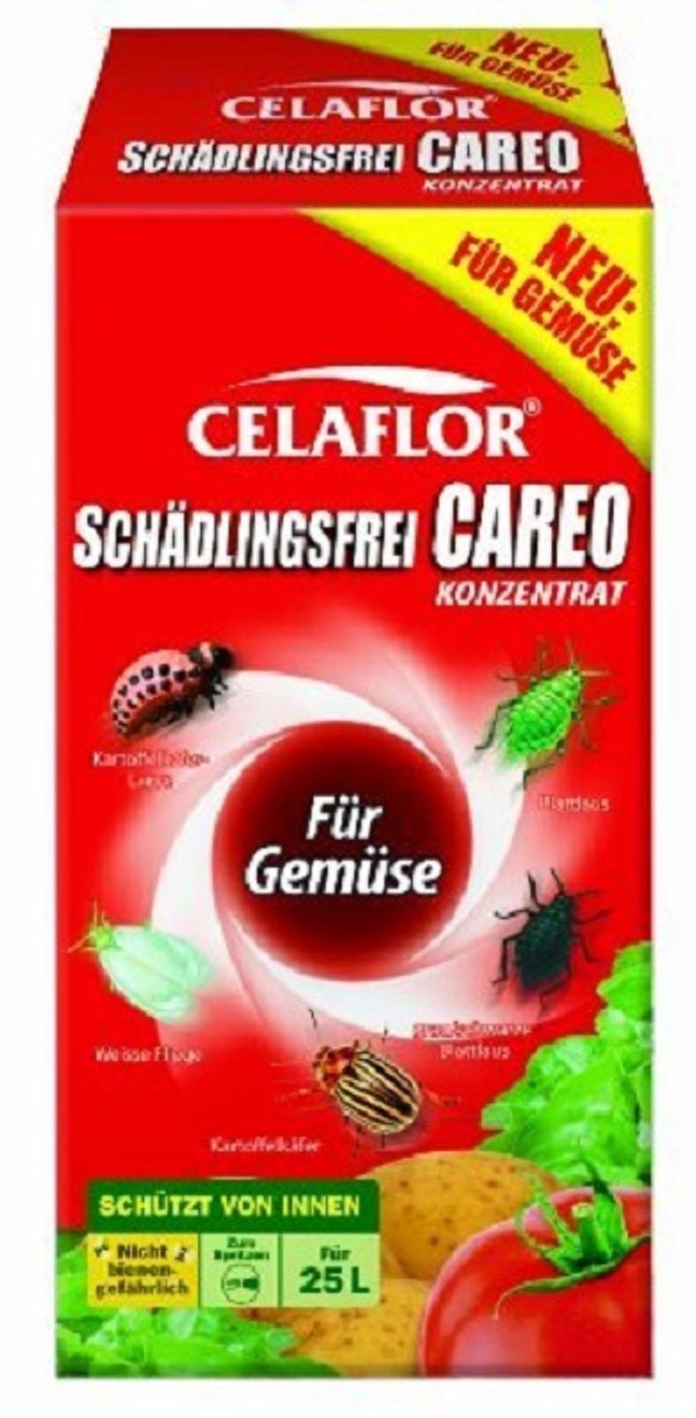 Celaflor Schädlingsfrei Careo Konzentrat Gemüse 250 ml