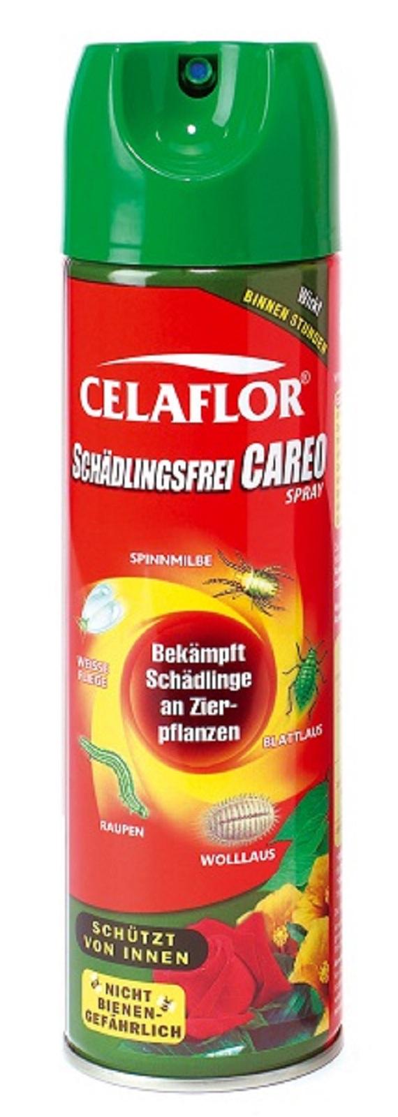 Celaflor Schädlingsfrei CAREO Spray Neu 400 ml