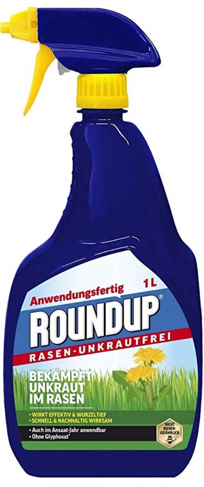 Roundup Rasen Unkrautfrei  1 L
