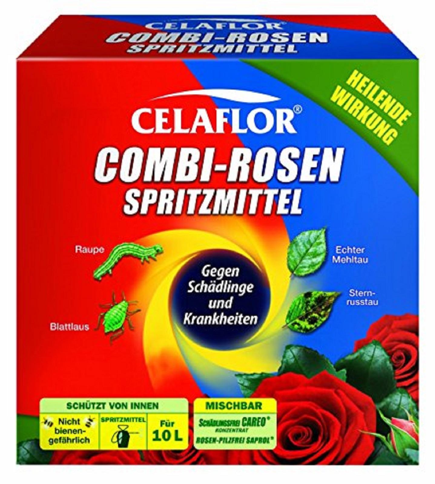 Celaflor Combi Rosen Spritzmittel 200 ml
