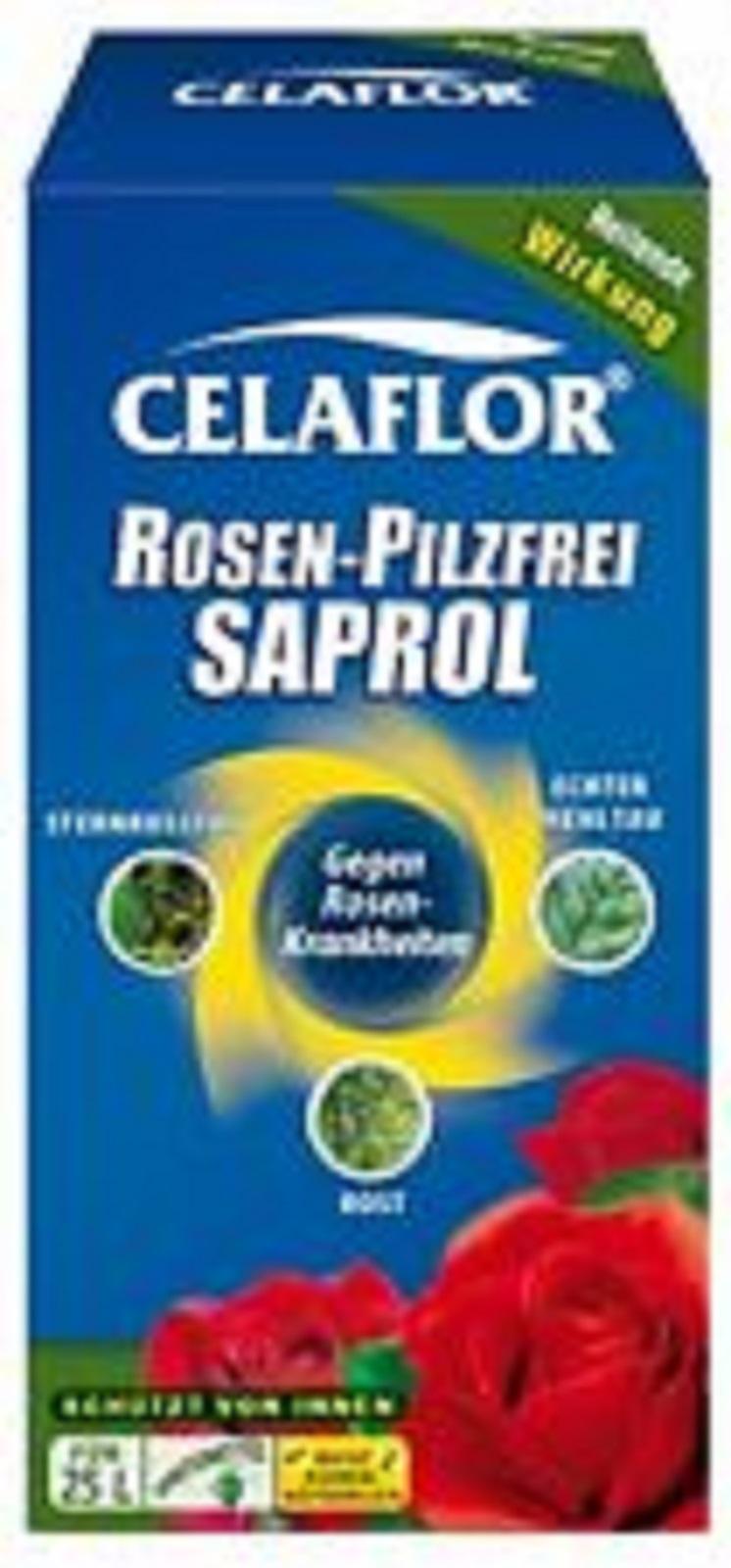 Celaflor Rosen Pilzfrei Saprol 250 ml