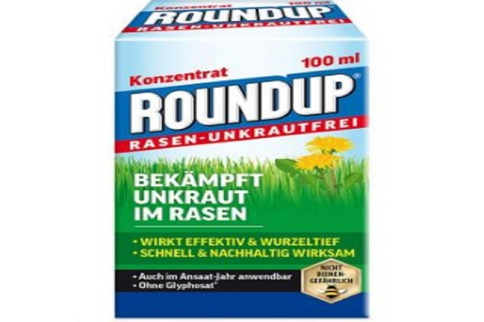 Celaflor Rasen Unkrautfrei Round up Konzentra´t (Nachf. v. Anicon Ultra) 100 ml