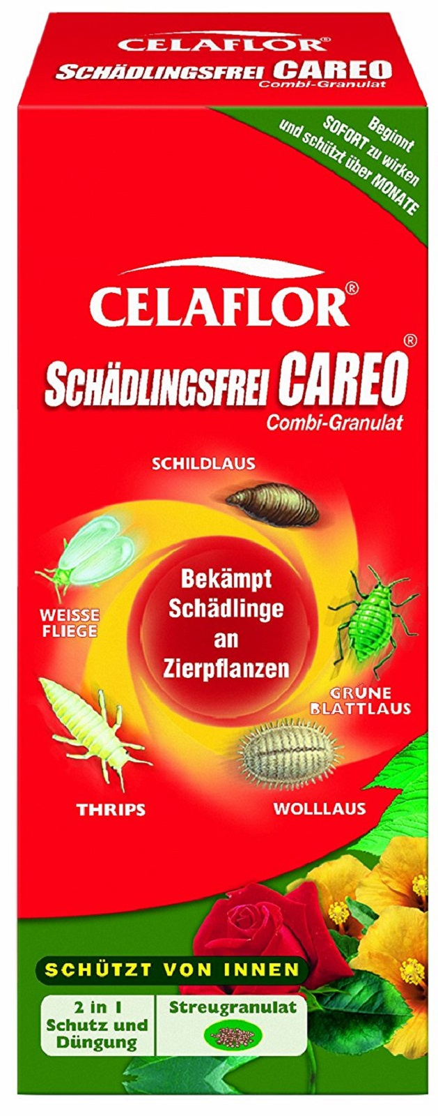 Celaflor Schädlingsfrei Combi-Granulat 100 g