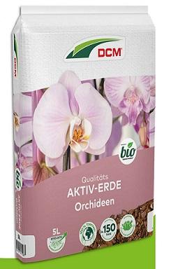 Cuxin Aktiv-Erde Orchideen 2 x  5 l