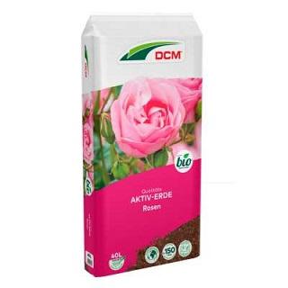 Cuxin Aktiv Erde Rosenerde 40 Liter