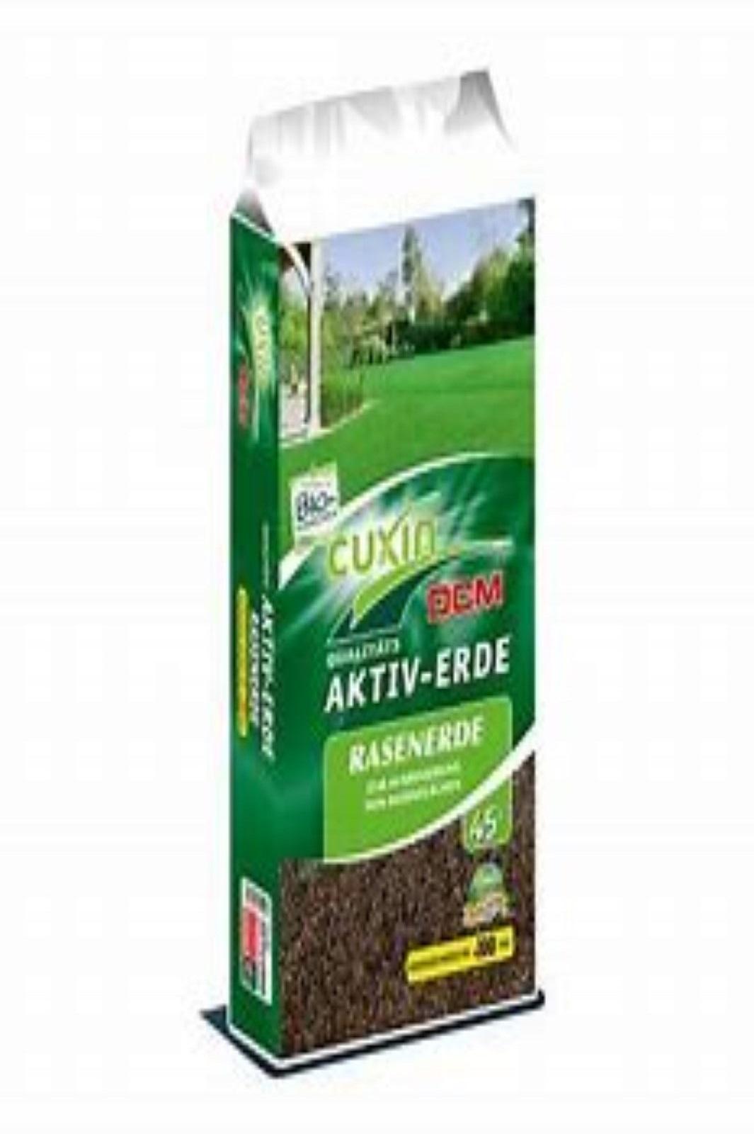 Cuxin DCM Aktiv Erde Rasenerde 45 Liter