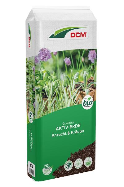 Cuxin Aktiv-Erde Anzucht & Kräuter 3 x 20 l