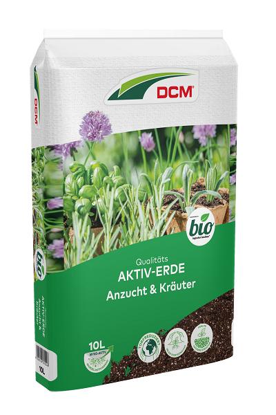 Cuxin Aktiv-Erde Anzucht & Kräuter 10 l