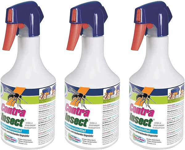 Contra Insect® Universal 3x1000 ml