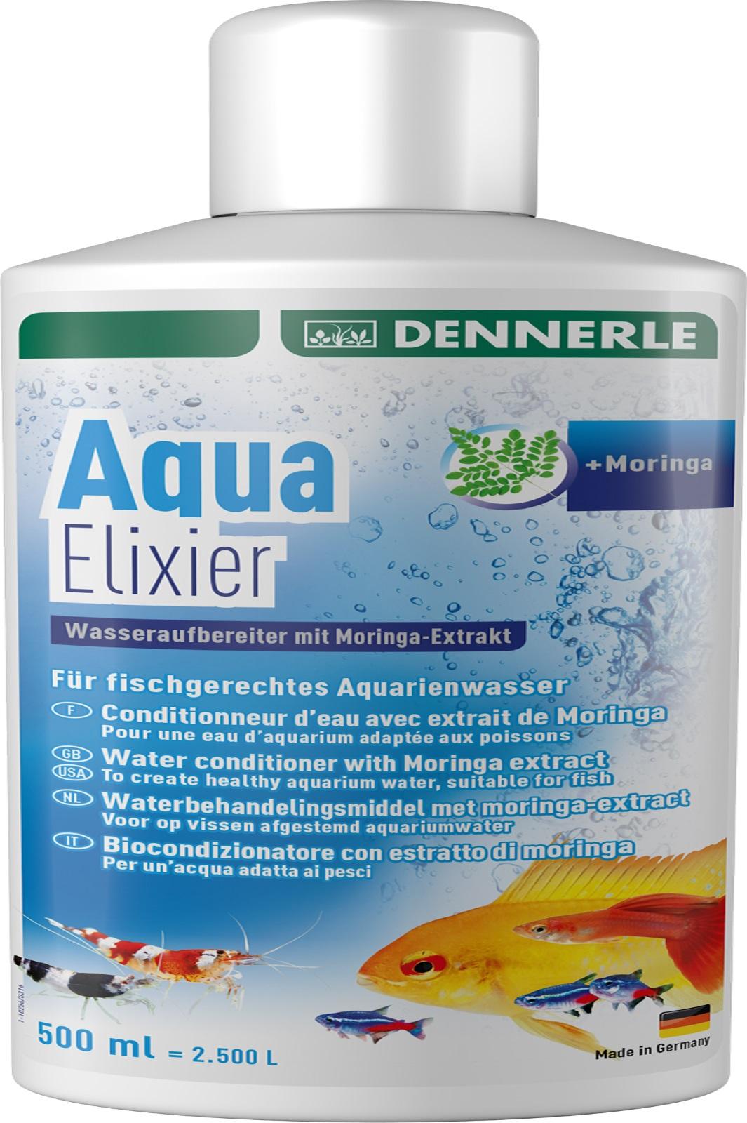 Dennerle Aqua Elixier Wasseraufbereiter 500 ml