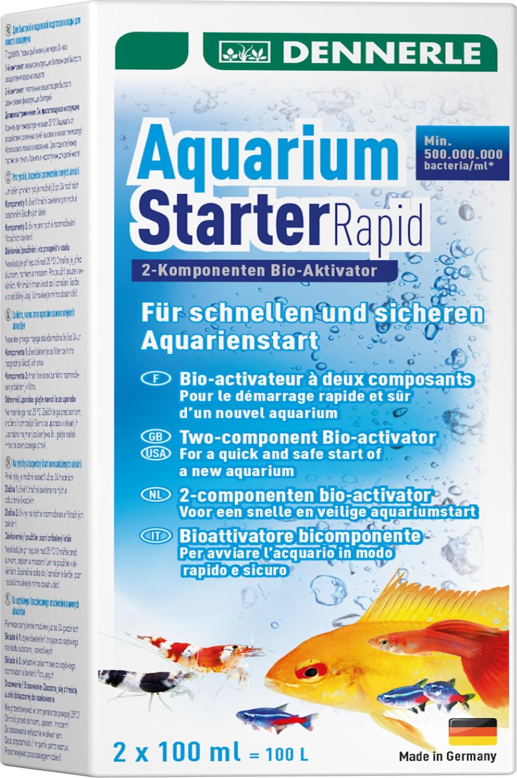 Aquarium Starter Rapid