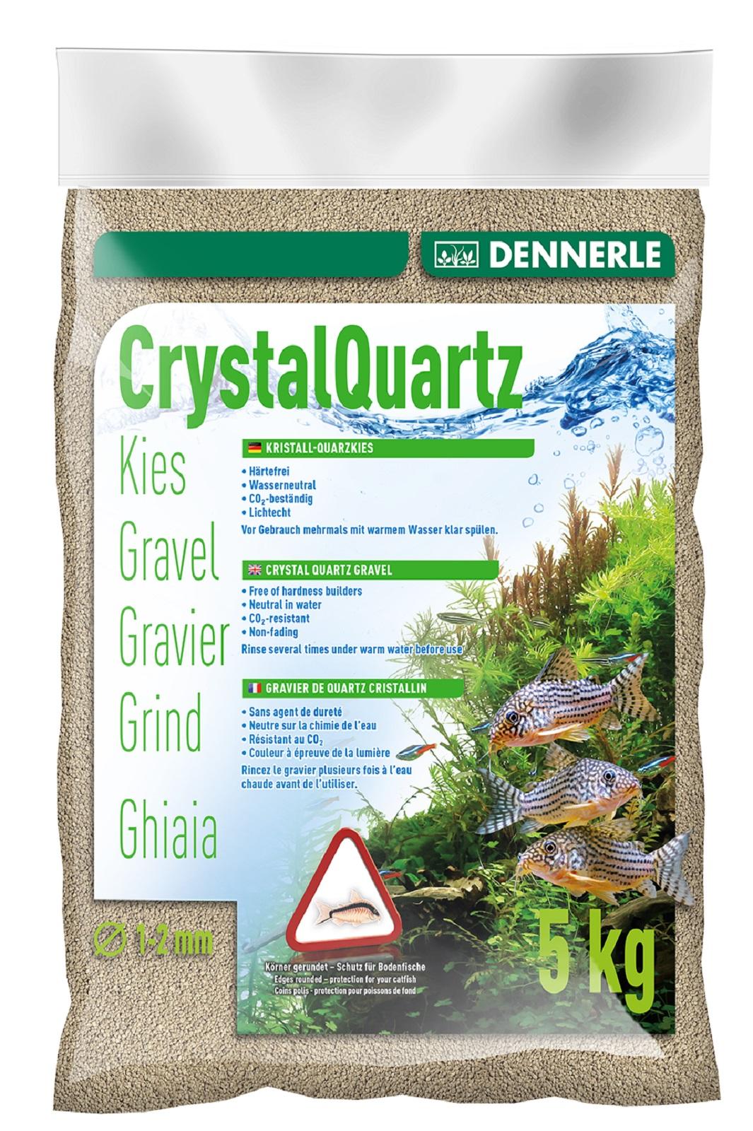 Dennerle  Kristall Quarzkies natur  5 kg