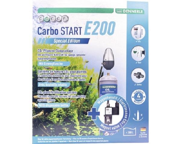 Dennerle Carbo START E200 SE