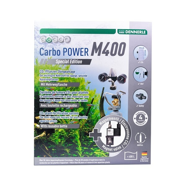 Dennerle Carbo POWER M400 SE