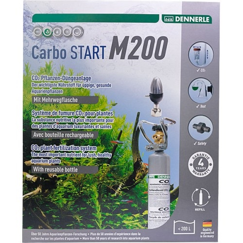 Dennerle Carbo START M200