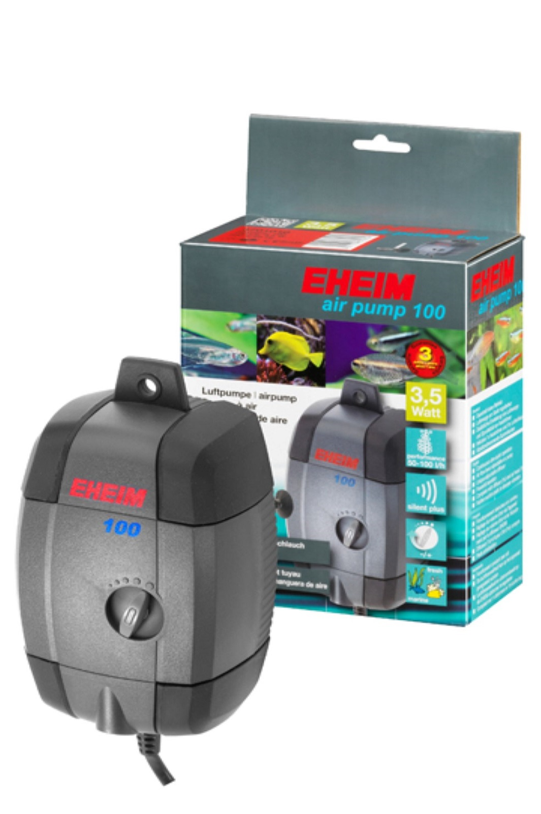 Eheim  air pump 100 Pumpe Luftpumpe Aquarium