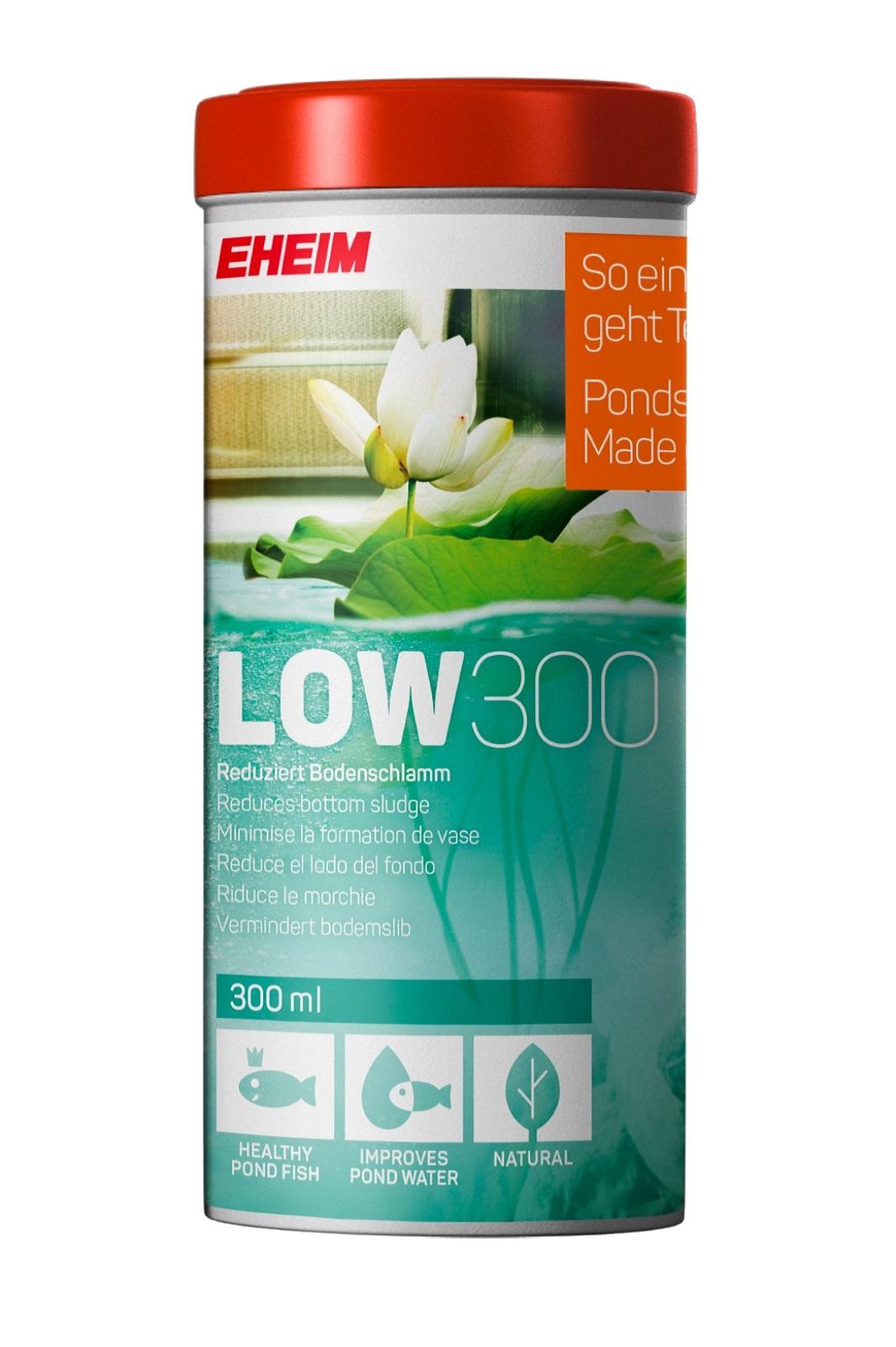 Eheim LOW 300 ml Wasserpflege reduziert Schlamm Bodenschlamm
