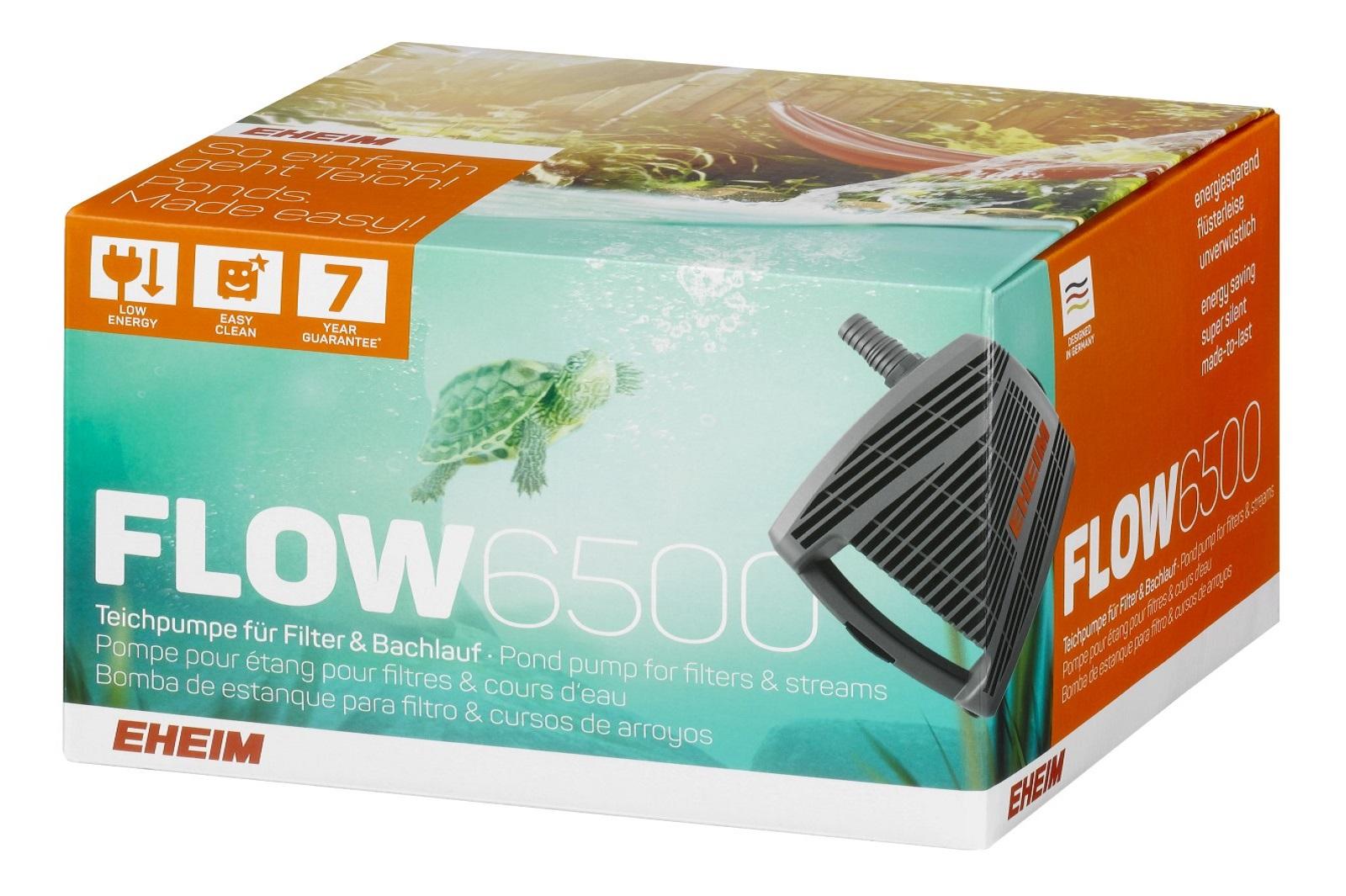 Eheim Flow6500 Teichpumpe für Filter & Bachlauf