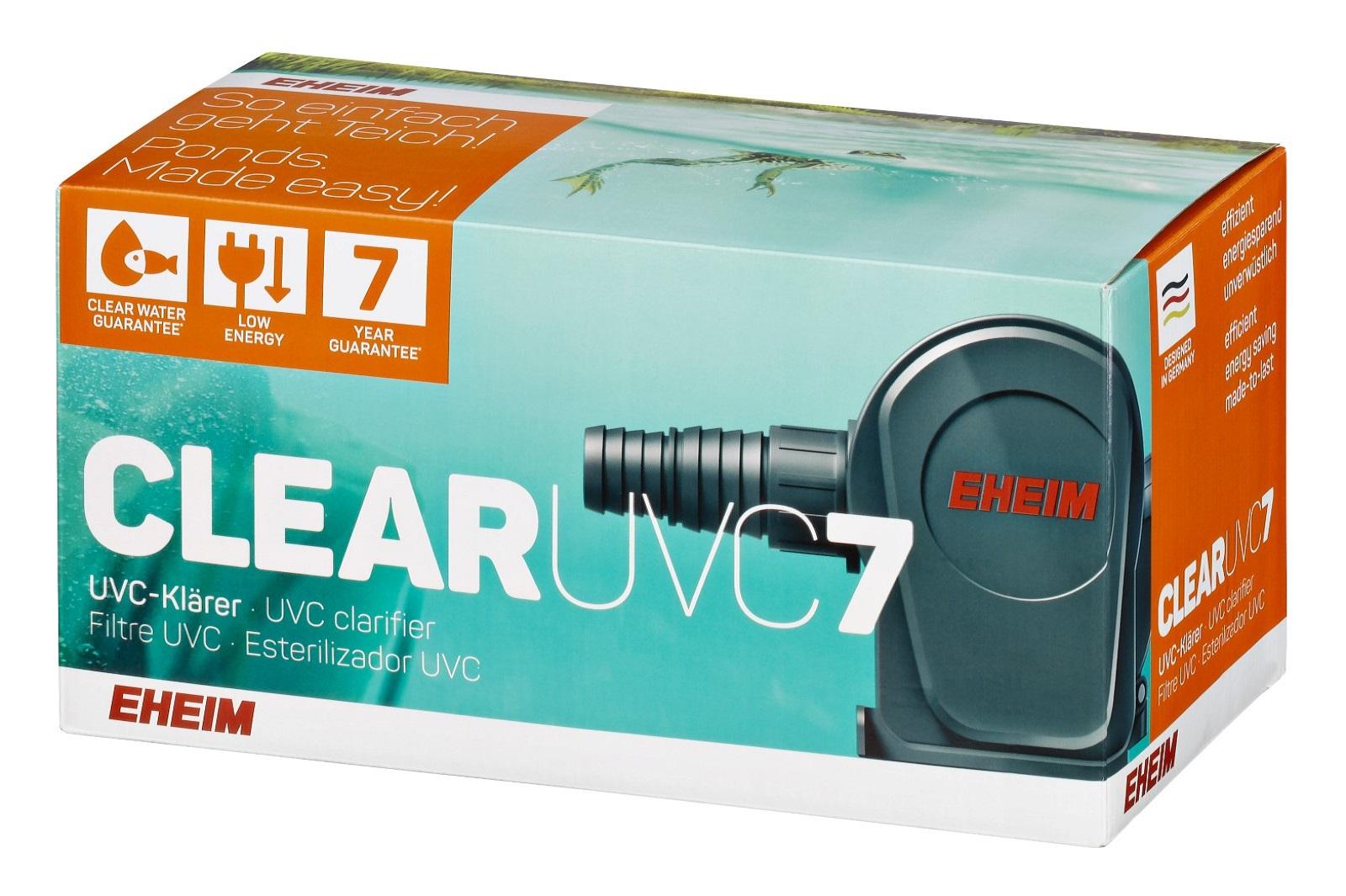 Eheim Clear UVC-7    UVC-Klärer
