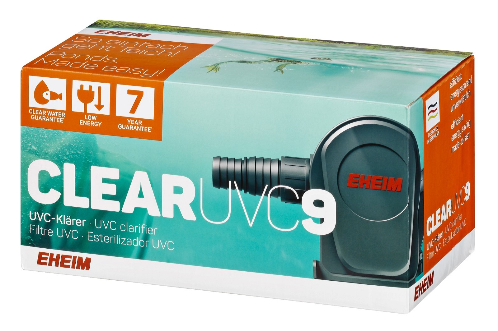 Eheim Clear UVC-9  UVC-Klärer