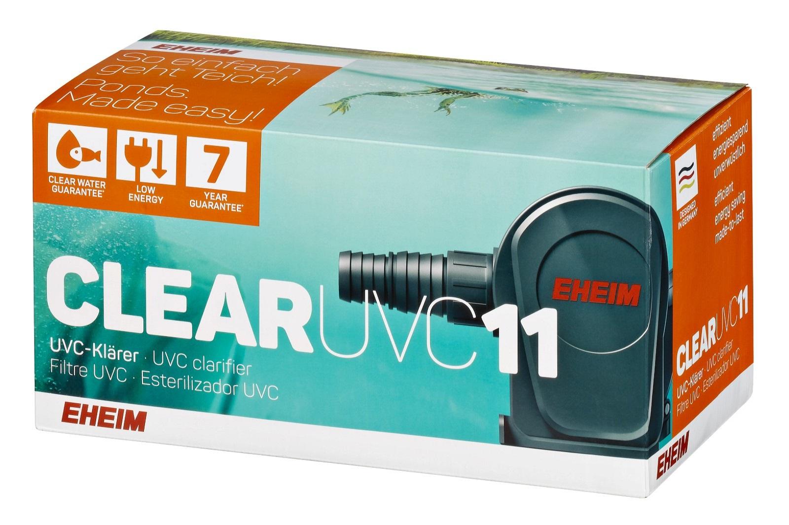 Eheim Clear UVC-11    UVC-Klärer