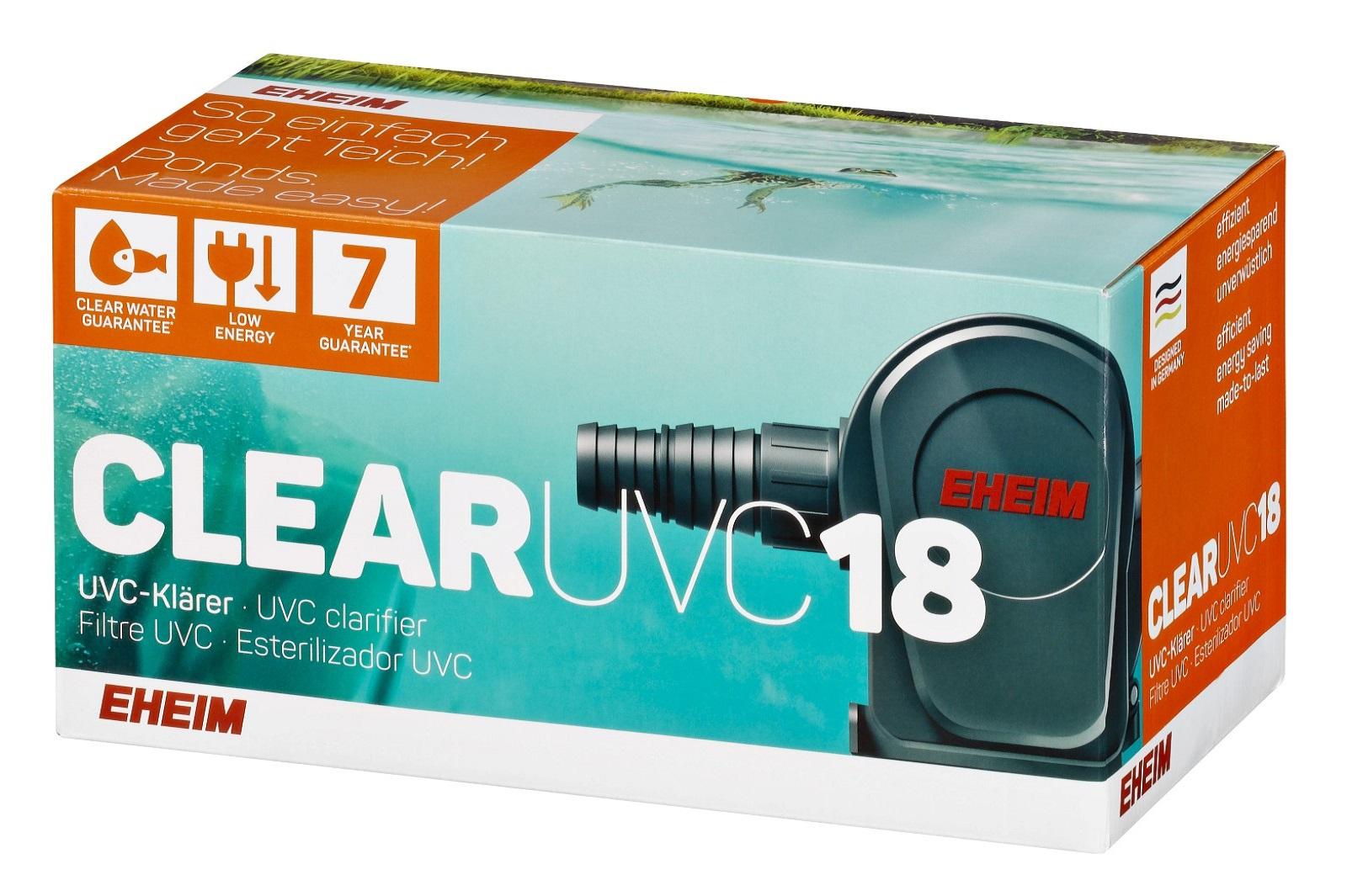 Eheim Clear UVC-18    UVC-Klärer