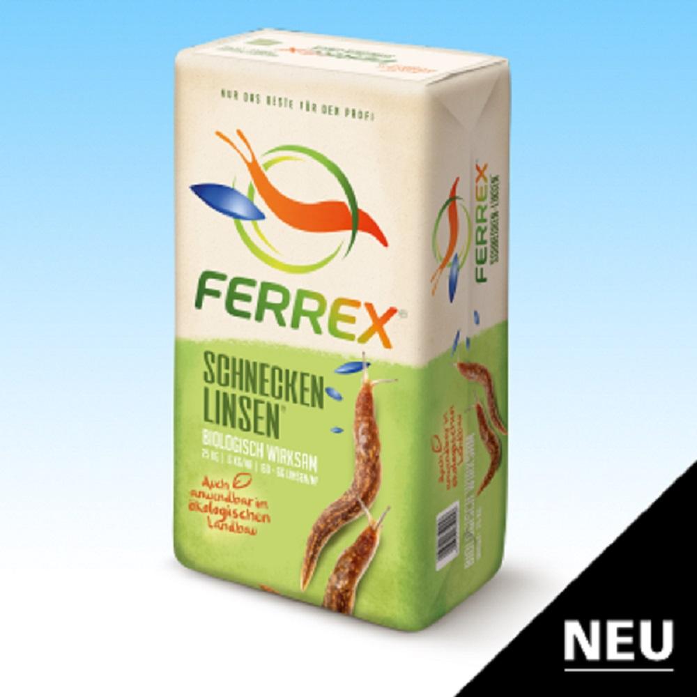 Etisso Ferrex Schnecken Linsen 3 x 300 g