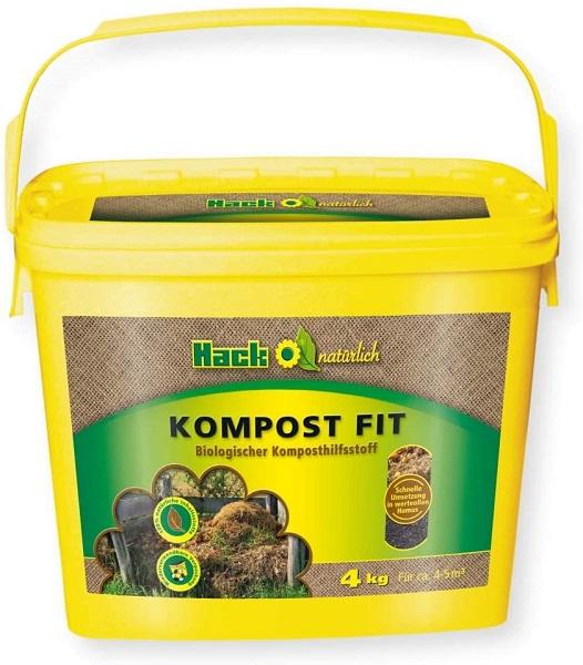 Hack Kompost Fit 4 kg