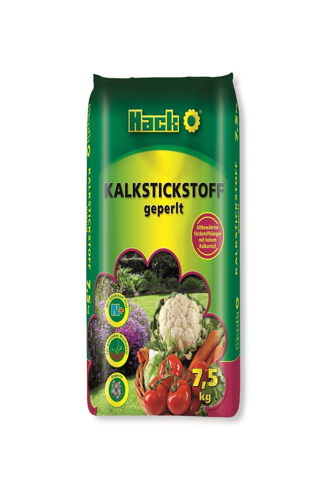 Hack Kalkstickstoff 7,5 kg