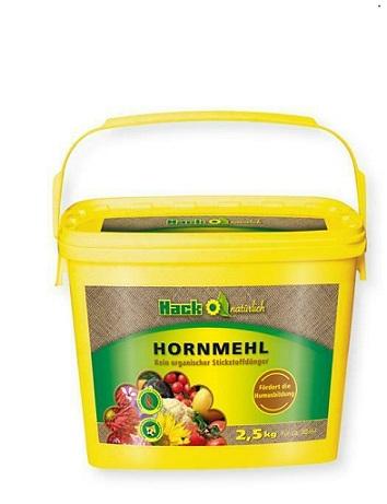Hack Hornmehl 2,5 kg
