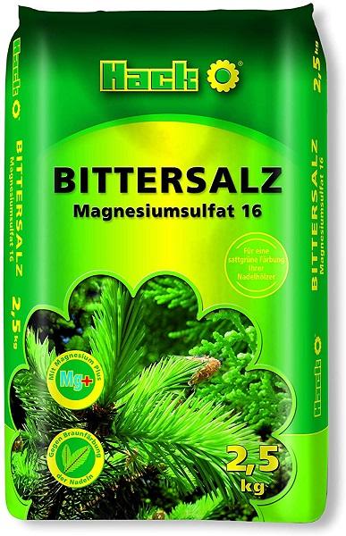 Hack Bittersalz 2,5 kg