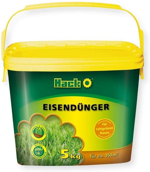 Hack Eisendünger 5 kg