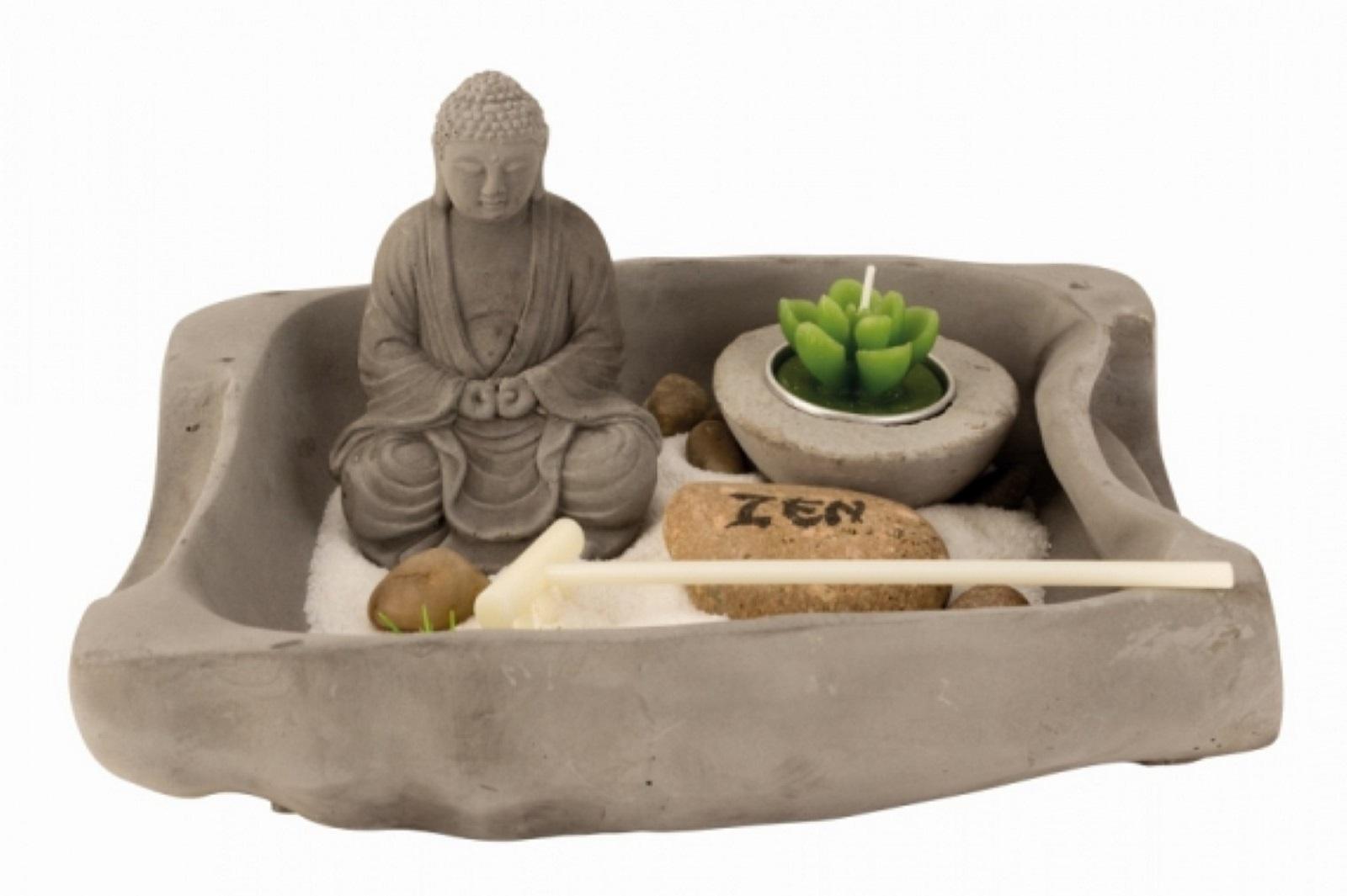Buddha Zen Set 22x16,5cm h=10cm