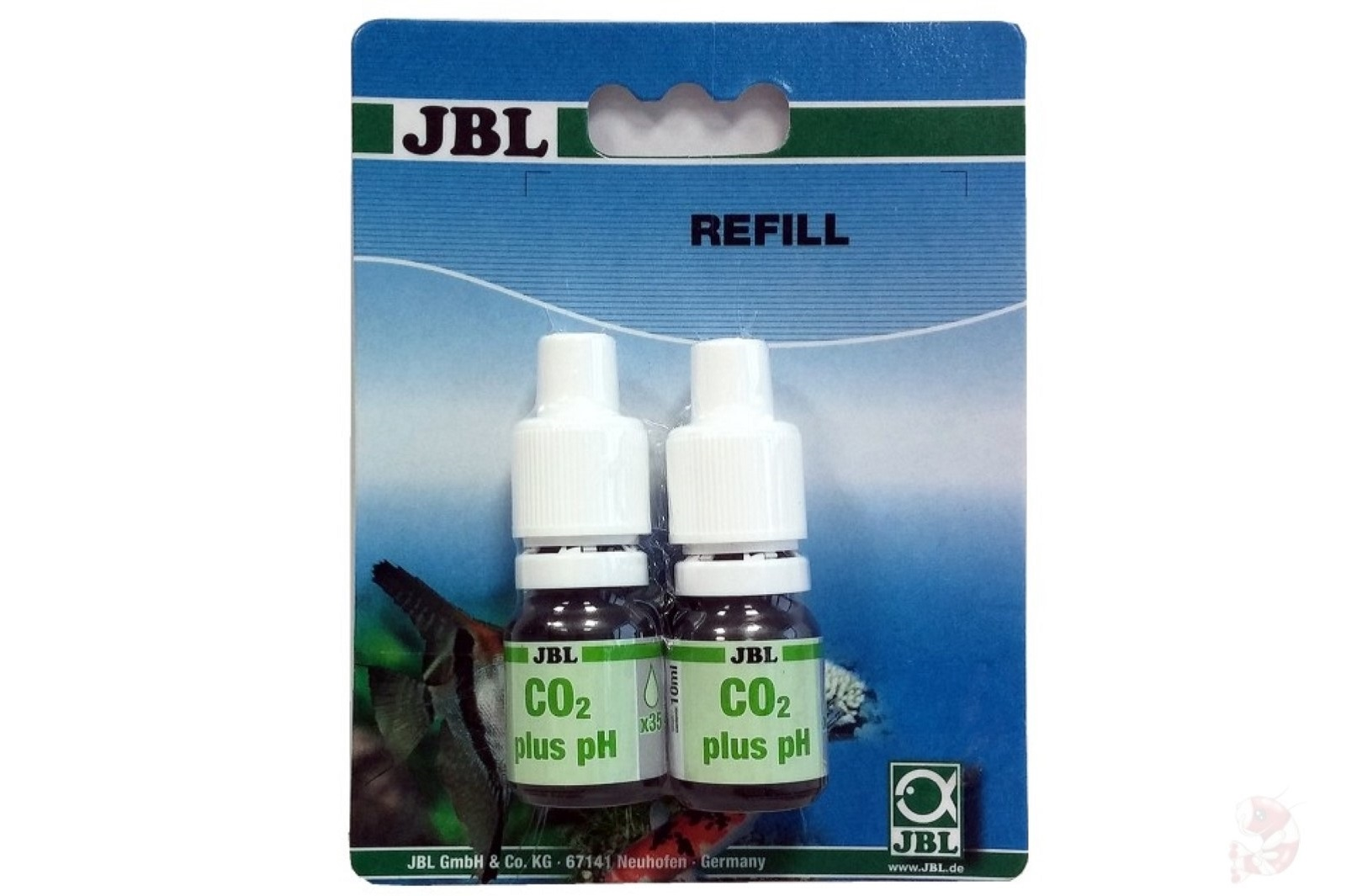 JBL CO2-pH Permanent Reagens Nachfüllpack