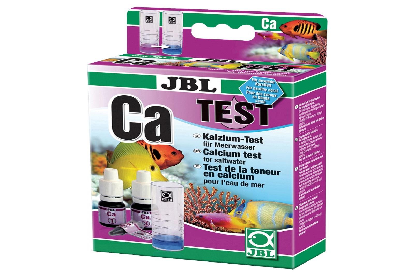 JBL Ca Kalzium Test Set